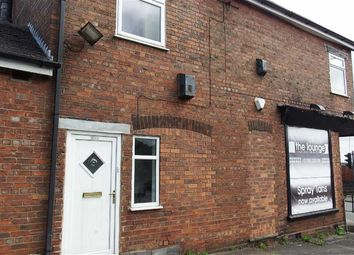 Thumbnail 1 bed flat to rent in Smiths Buildings, Weston Road, Meir, Stoke-On-Trent