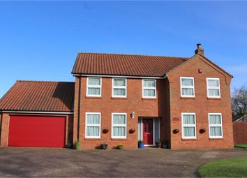 Thumbnail 4 bed detached house for sale in Market Rasen Road, Holton-Le-Moor, Market Rasen, Lincolnshire