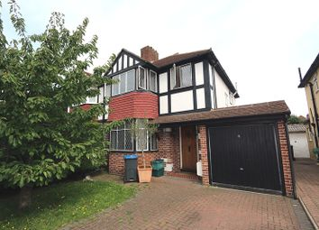 Thumbnail 3 bed semi-detached house to rent in Lawrence Avenue, New Malden