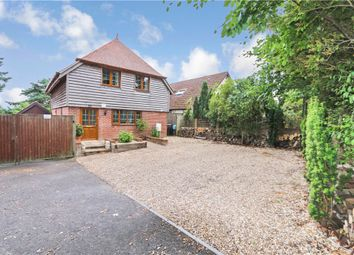 Thumbnail 4 bed detached house for sale in Rownhams Lane, North Baddesley, Southampton, Hampshire