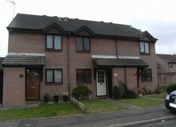 Thumbnail 2 bed terraced house to rent in Cucklington Gardens, Muscliffe, Bournemouth
