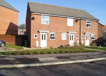 Thumbnail 2 bed property to rent in Hills Way, Bramley, Tadley