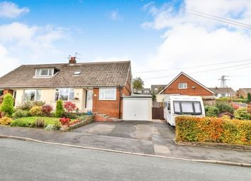 Thumbnail 4 bed semi-detached house for sale in Greystones Drive, Fence, Burnley, Lancashire