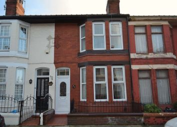 Thumbnail 3 bedroom terraced house to rent in Somerset Road, Bootle, Liverpool