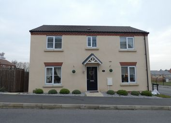 Thumbnail 4 bed detached house for sale in Nightjar Way, Rainworth, Mansfield