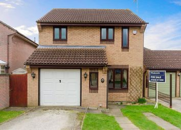 Thumbnail 3 bed detached house for sale in Lacey Green, Balderton, Newark