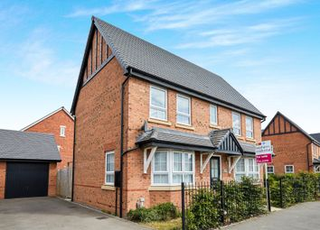 Thumbnail 4 bedroom detached house for sale in Tutbury Avenue, Littleover, Derby