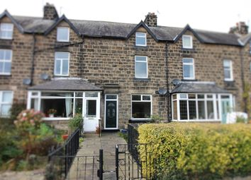 Thumbnail 3 bed terraced house to rent in Bridge Avenue, Otley