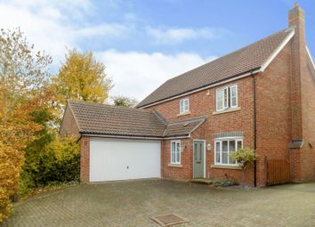 Thumbnail 5 bed detached house for sale in Bamford Close, Purton, Swindon