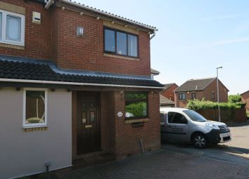 Thumbnail 3 bedroom semi-detached house for sale in Blackgates Court, Tingley, Wakefield