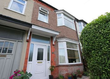 Thumbnail 3 bed terraced house for sale in Singleton Avenue, Birkenhead, Merseyside