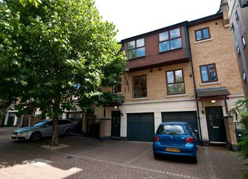 Thumbnail 3 bed town house to rent in Constable Avenue, London