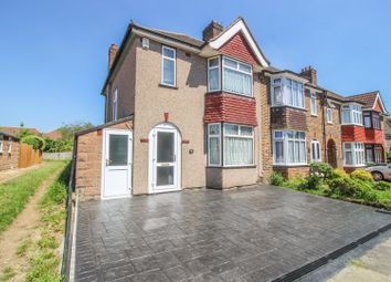 Thumbnail 3 bed semi-detached house for sale in South Park Crescent, Catford
