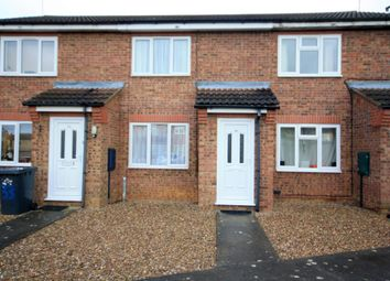 Thumbnail 2 bedroom terraced house to rent in Cypress Close, Sleaford, Lincolnshire