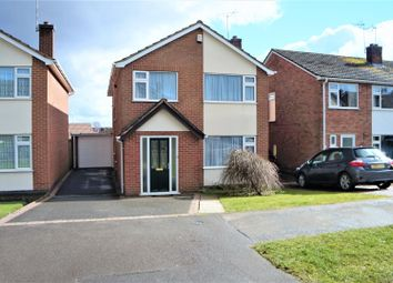 Thumbnail 4 bed detached house for sale in Oakfield Avenue, Markfield