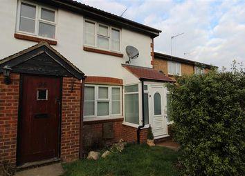 Thumbnail 2 bed terraced house for sale in Siskin Close, Borehamwood