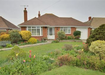 Thumbnail 2 bed bungalow for sale in Alderney Road, Ferring, Worthing, West Sussex