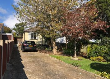 Thumbnail 2 bed detached bungalow for sale in Mead Road, Weymouth