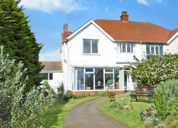 Thumbnail 4 bed semi-detached house for sale in St Andrews Drive, Skegness, Lincs