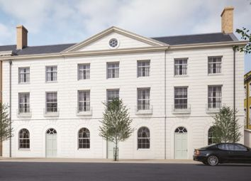 Thumbnail 4 bed town house for sale in Vickery Court, Poundbury