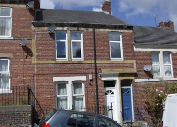 Thumbnail 3 bed flat for sale in Howe Street, Gateshead