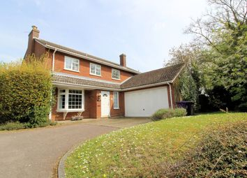 Thumbnail 3 bed detached house for sale in Franklin Close, Pirton