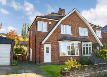 Thumbnail 3 bed semi-detached house for sale in Cliff Closes Road, Scunthorpe