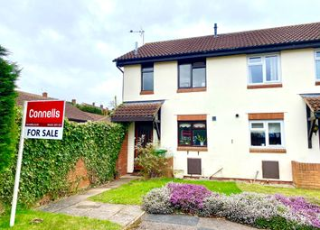 Thumbnail 2 bed end terrace house for sale in Bridle Road, Hereford