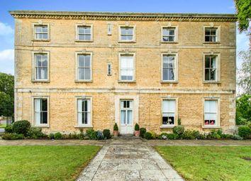 Thumbnail 2 bed flat for sale in Tixover Grange, Tixover, Stamford