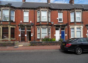 Thumbnail 3 bed flat to rent in Simonside Terrace, Heaton