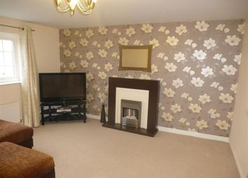 Thumbnail 2 bed flat to rent in Curbar Close, Mansfield