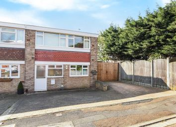 Thumbnail 3 bed town house for sale in Gleneagles Close, Staines-Upon-Thames