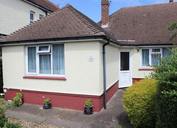 Thumbnail 2 bed bungalow for sale in Epple Bay Road, Birchington