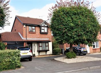 Thumbnail 3 bed detached house for sale in Handford Way, Longwell Green