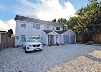 Hyde End Road, Spencers Wood, Reading RG7. 4 bed detached house