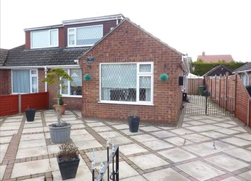 Thumbnail 4 bed semi-detached bungalow for sale in Worlaby Road, Scartho, Grimsby
