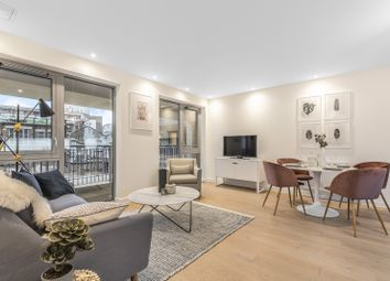 Thumbnail 1 bed flat for sale in Constance Court, Battersea