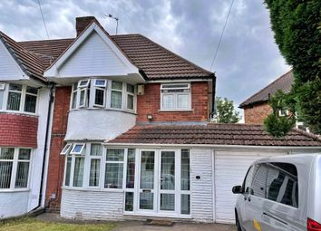 Thumbnail 4 bed semi-detached house for sale in Edenbridge Road, Hall Green