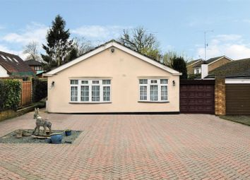 Thumbnail 3 bed bungalow for sale in The Meads, Bricket Wood, St. Albans
