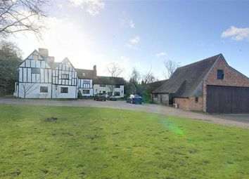 Thumbnail 5 bed detached house for sale in Bell Lane, Brookmans Park, Hertfordshire