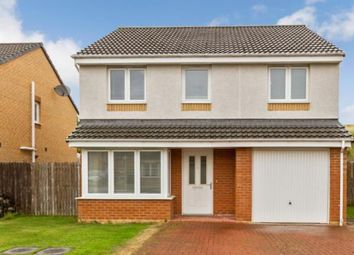 Thumbnail 4 bed detached house for sale in Plough Drive, Cambuslang, Glasgow, South Lanarkshire