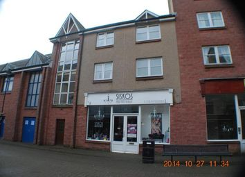 Thumbnail 2 bed flat to rent in Candleriggs Court, Alloa