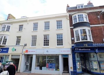 2 bed flat for sale in St. Thomas Street, Weymouth DT4