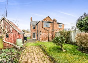 Thumbnail 3 bed semi-detached house for sale in Lower Street, Twywell, Kettering