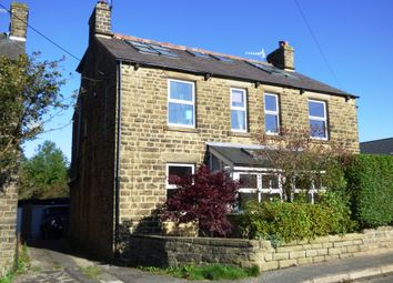 Thumbnail 4 bed semi-detached house for sale in Buxton Road, Chinley, High Peak