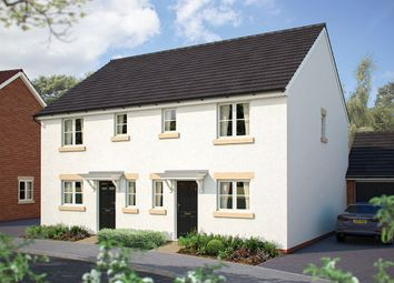"Thumbnail 3 bedroom semi-detached house for sale in ""The Southwold"" at Cleveland Drive, Brockworth, Gloucester"