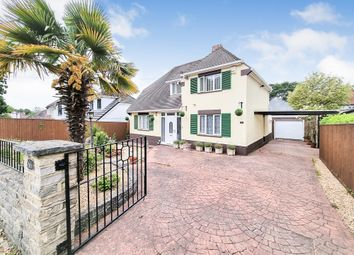 Thumbnail 3 bed detached house for sale in St. Osmunds Road, Canford Cliffs, Poole