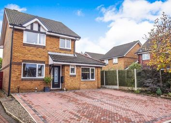 Thumbnail 3 bedroom detached house for sale in Easton Close, Fulwood, Preston, Lancashire