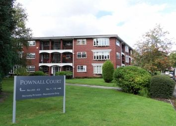 Thumbnail 3 bed flat for sale in Pownall Court, Wilmslow, Cheshire