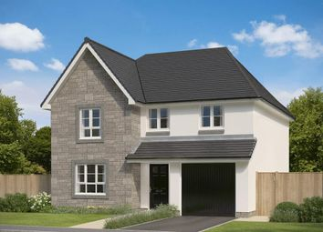 "Thumbnail 4 bed detached house for sale in ""Cullen"" at Oldmeldrum Road, Inverurie"